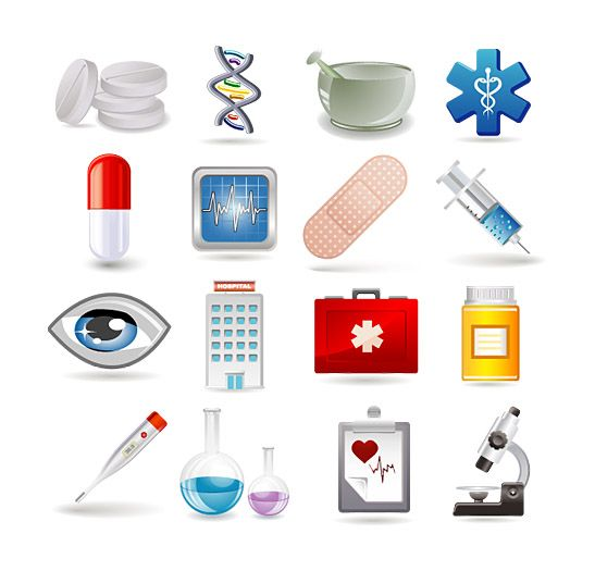 Medical Supplies Icons | Medical Infographics | Pinterest | Icons ...
