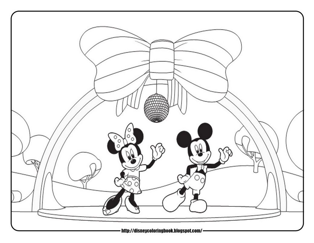 coloring page mickey mouse hd | Coloring Board | Pinterest | Mickey ...