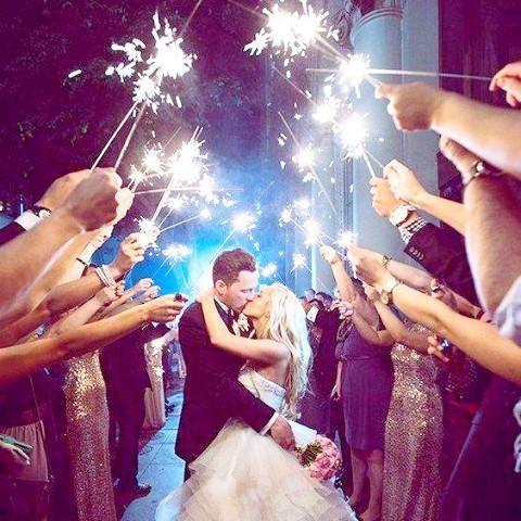 36 Wedding Sparklers Free Shipping Premium Gold Rave Wedding Wedding Speech