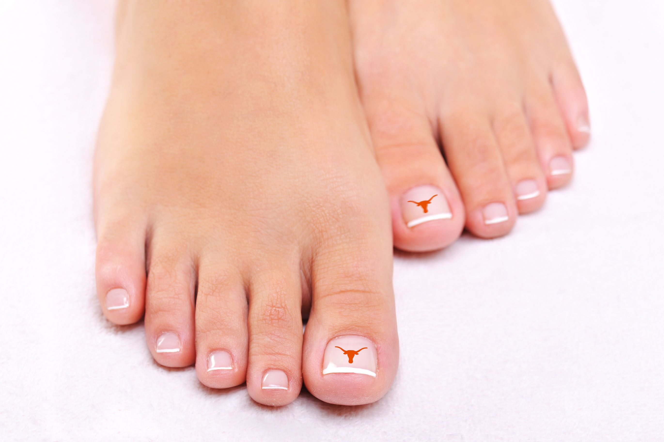 Be A Longhorn Fan From Head To Toes Literally Fingernail Fungus Treatment Nail Fungus Treatment Toenail Fungus Treatment