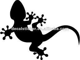 siluetas de geckos - Buscar con Google