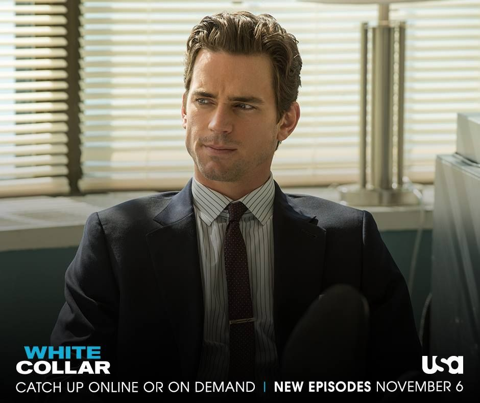 White Collar The Final Season Premieres Thursday November 6th At 9 8c On Usa Catch Up On Season 5 On Demand Or On The White Collar Most Handsome Men Collar