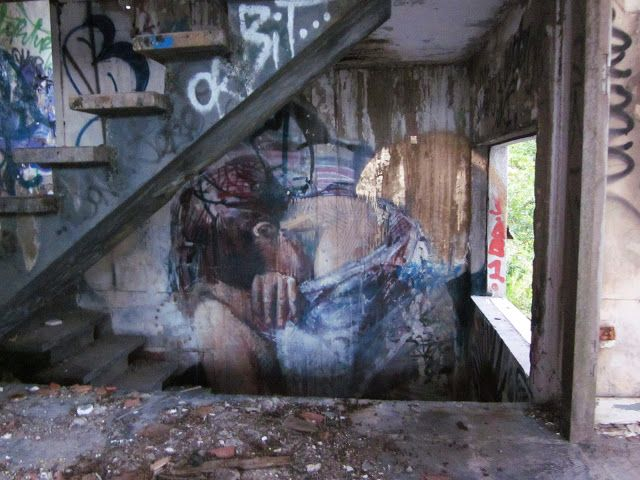 Borondo: murales