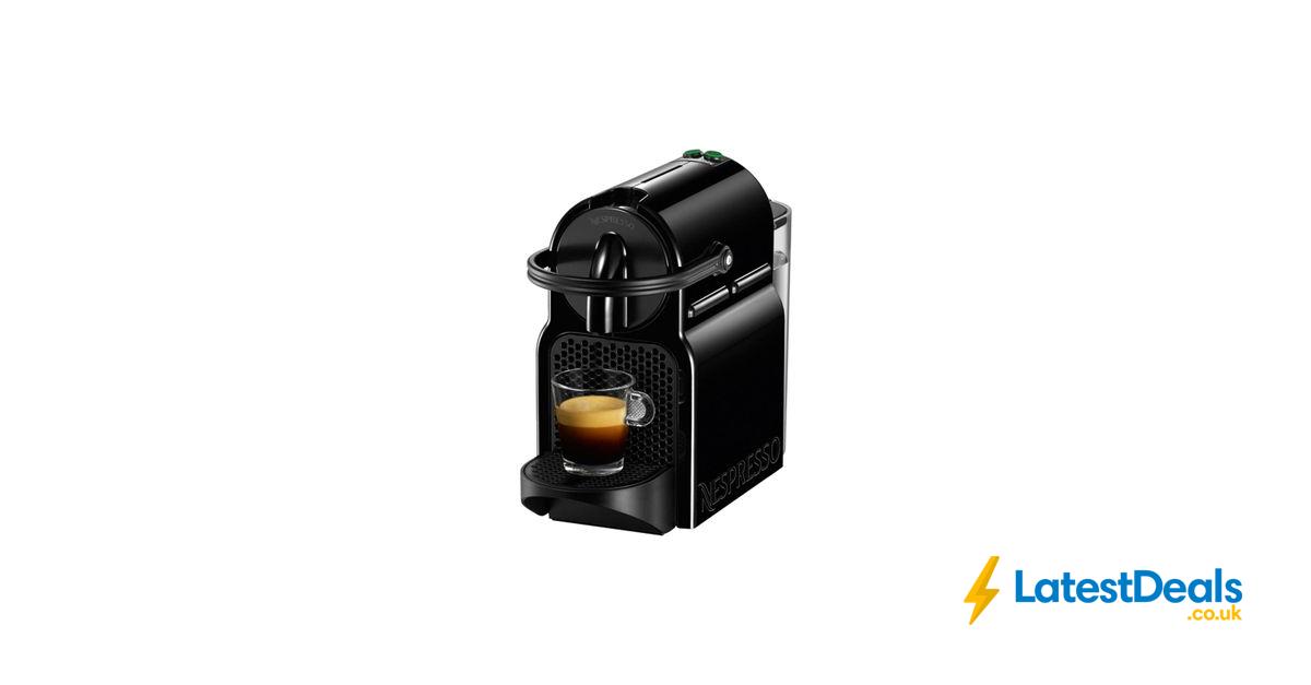 NESPRESSO by Magimix Inissia Coffee Machine Save £40.99