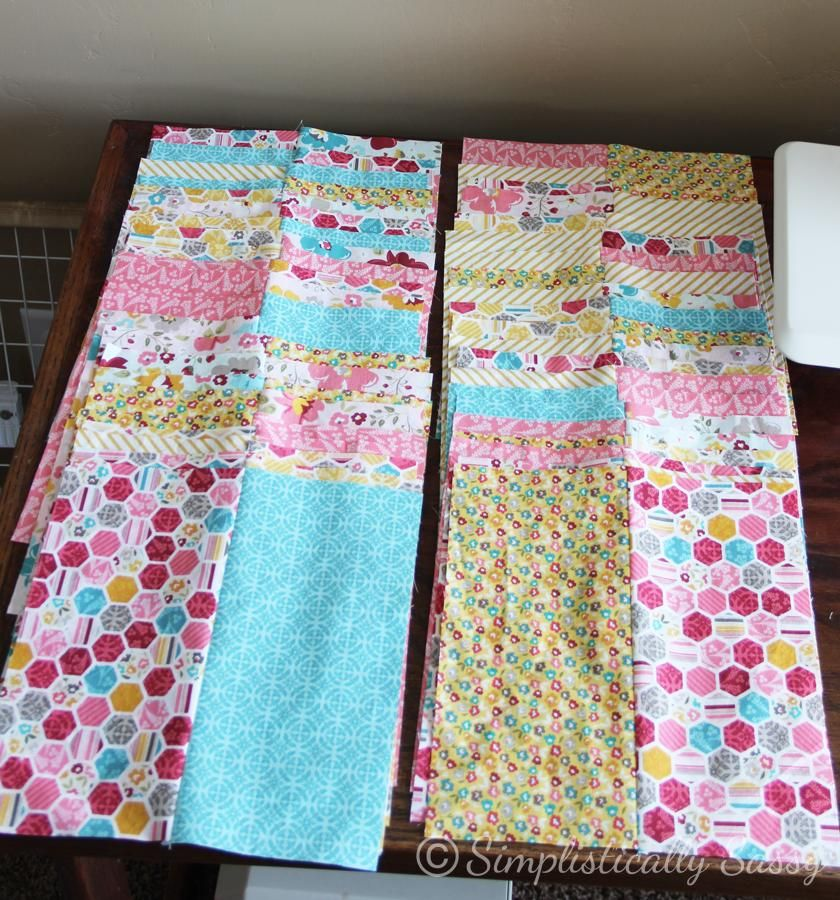 Simple Twin Size Quilt Pattern by Twin quilt pattern, Twin quilt and Twins