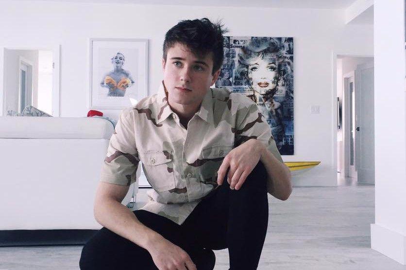 Gay singersongwriter steve grand's slow version of all