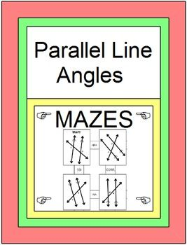 One Maze On Finding The Value Of X Two Mazes On Identifying The