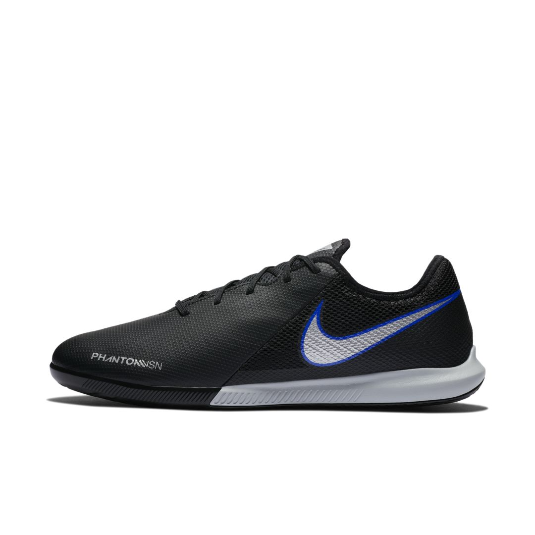 Nike Phantom Vision Academy Dynamic Fit Indoor Court Soccer Shoe Size 11 5 Black Soccer Shoes Football Shoes Soccer Cleats
