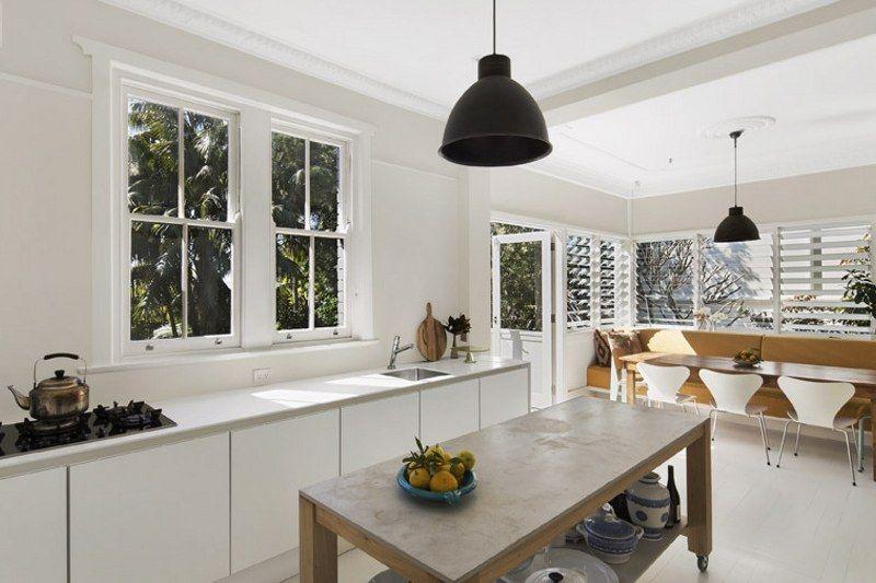 33 Yanko Avenue Bronte Auction Domain Com Au Stylish Kitchen Kitchen Interior Contemporary Kitchen