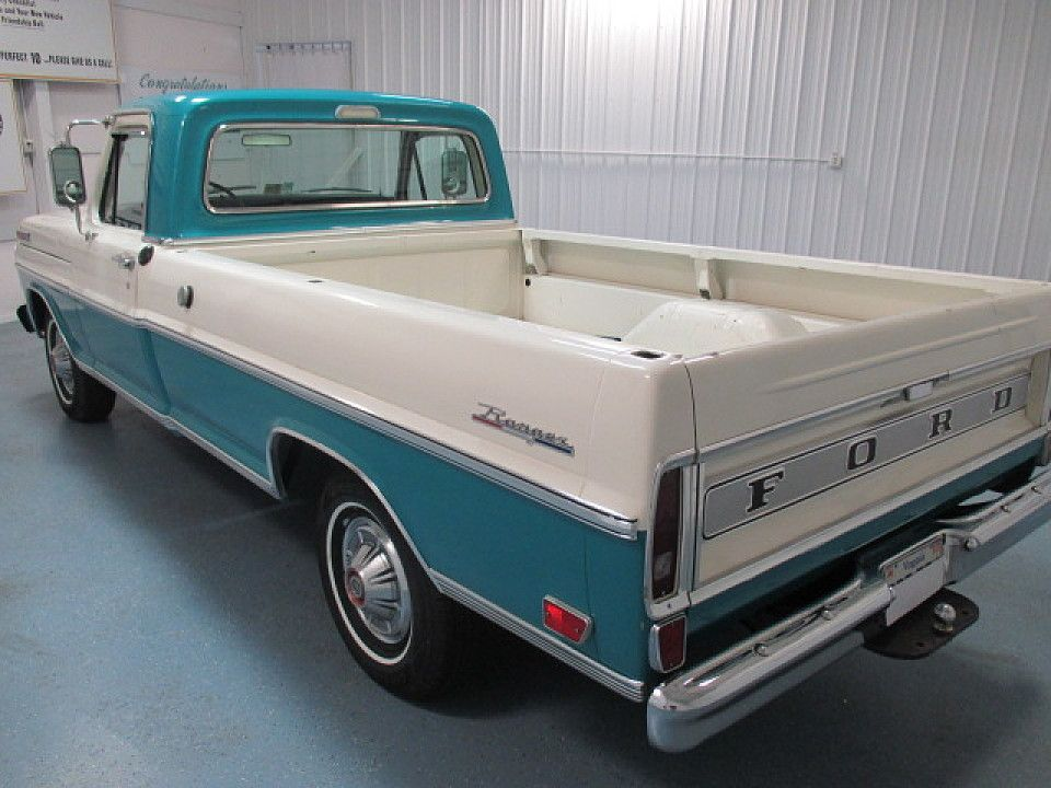 1969 Ford F100 For Sale Near Bristol Tennessee 37620 Autotrader