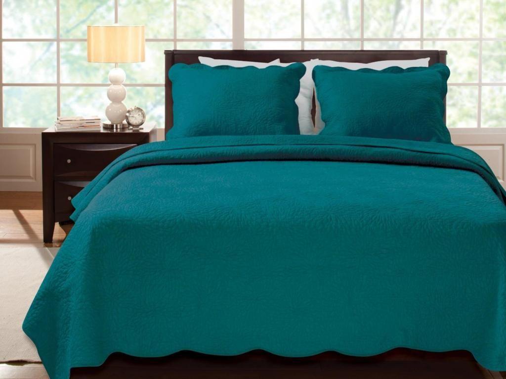 Beautiful Dark Teal Bedding Teal Bedding Bed Elegant Bedroom