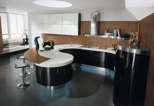 Stylish Modern Italian Kitchen Design Ideas Home Decor that I love