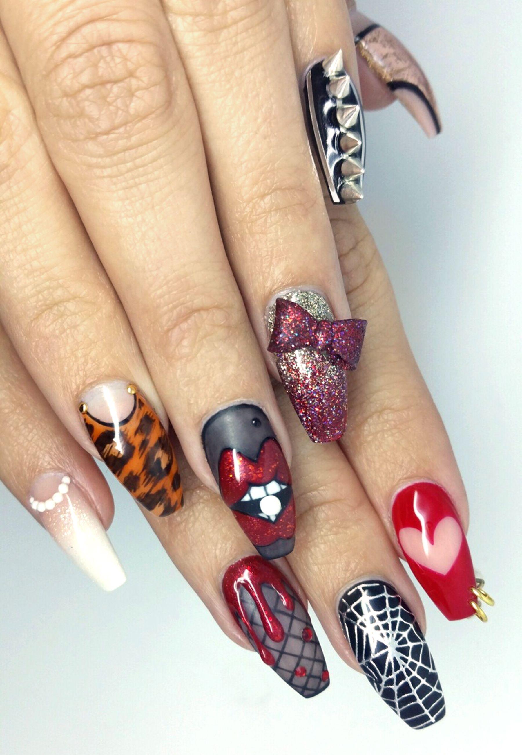 Sarah | Top nail, Nails magazine and Nail bar