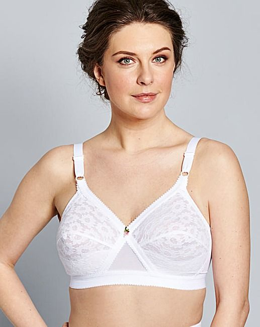 7057dd2ae914b Playtex Beauty Lift Non Wired Bra in 2019 | The Basic Bra | Cross ...
