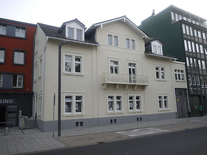 Künstler Aschaffenburg ernst ludwig kirchner geburtshaus aschaffenburg ludwigstraße 19