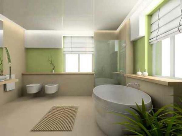 Salle de bain zen- le printemps est là! - Archzine.fr | Salle de ...