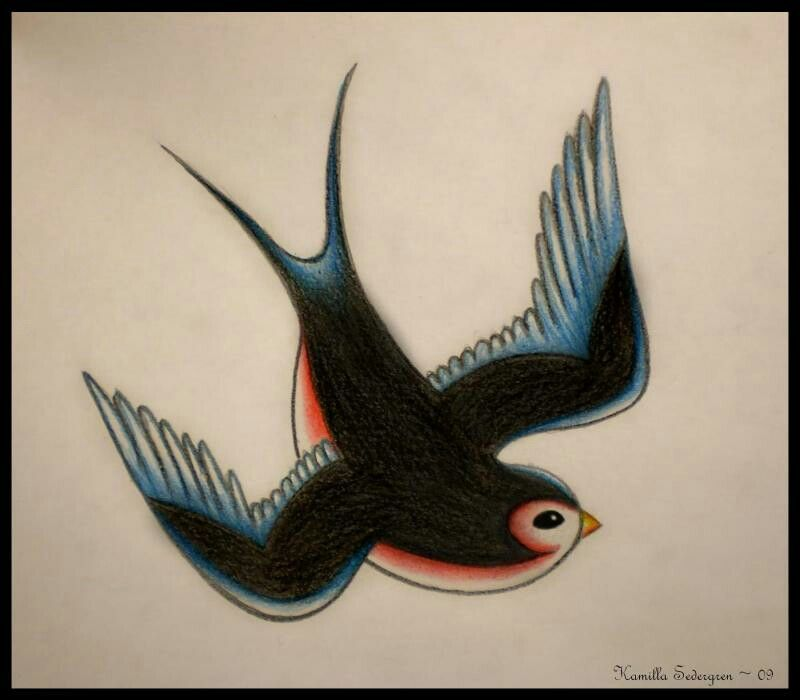 Swallow Tattoo Pinterest Swallows And Tattoo