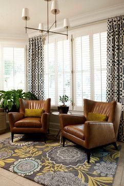 Jamie Deen's cozy little corner of his Savannah home by 24e