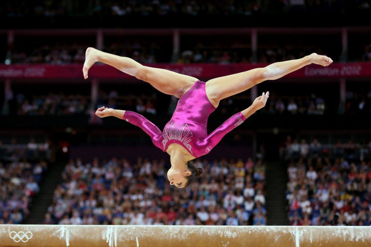 Rio 2016 Olympics: Aly Raismans Parents Might Get a Spa