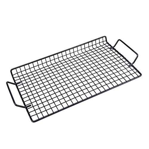 Astra shop Stainless Steel Wire Cooling Rack 14 by 8Inch