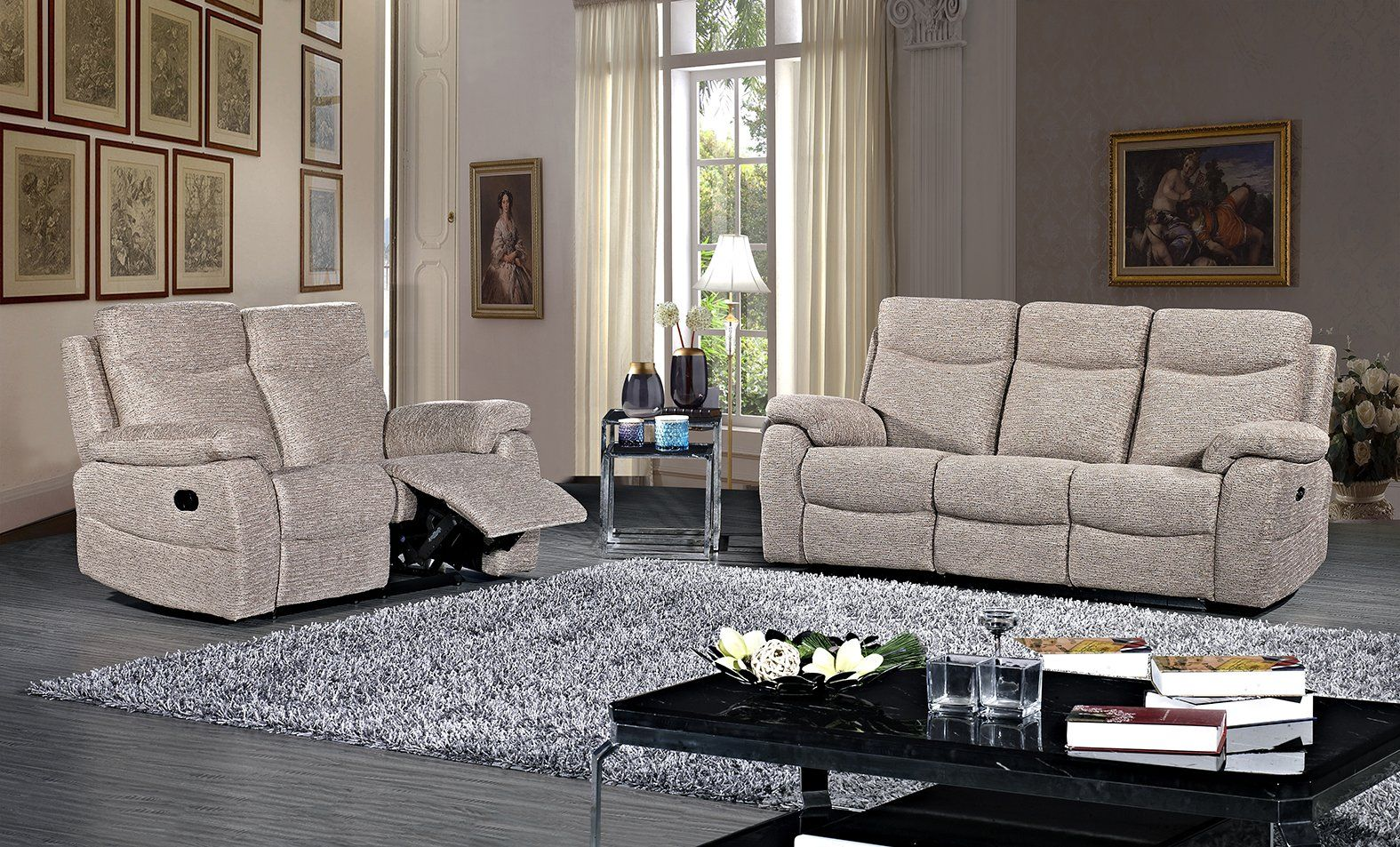 Pin On Fabric Lounges