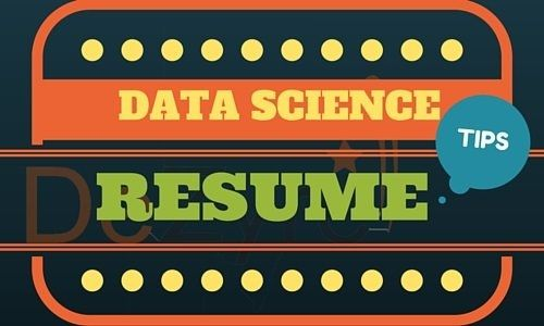 Read And Learn Tips For The Best Datascience Resume