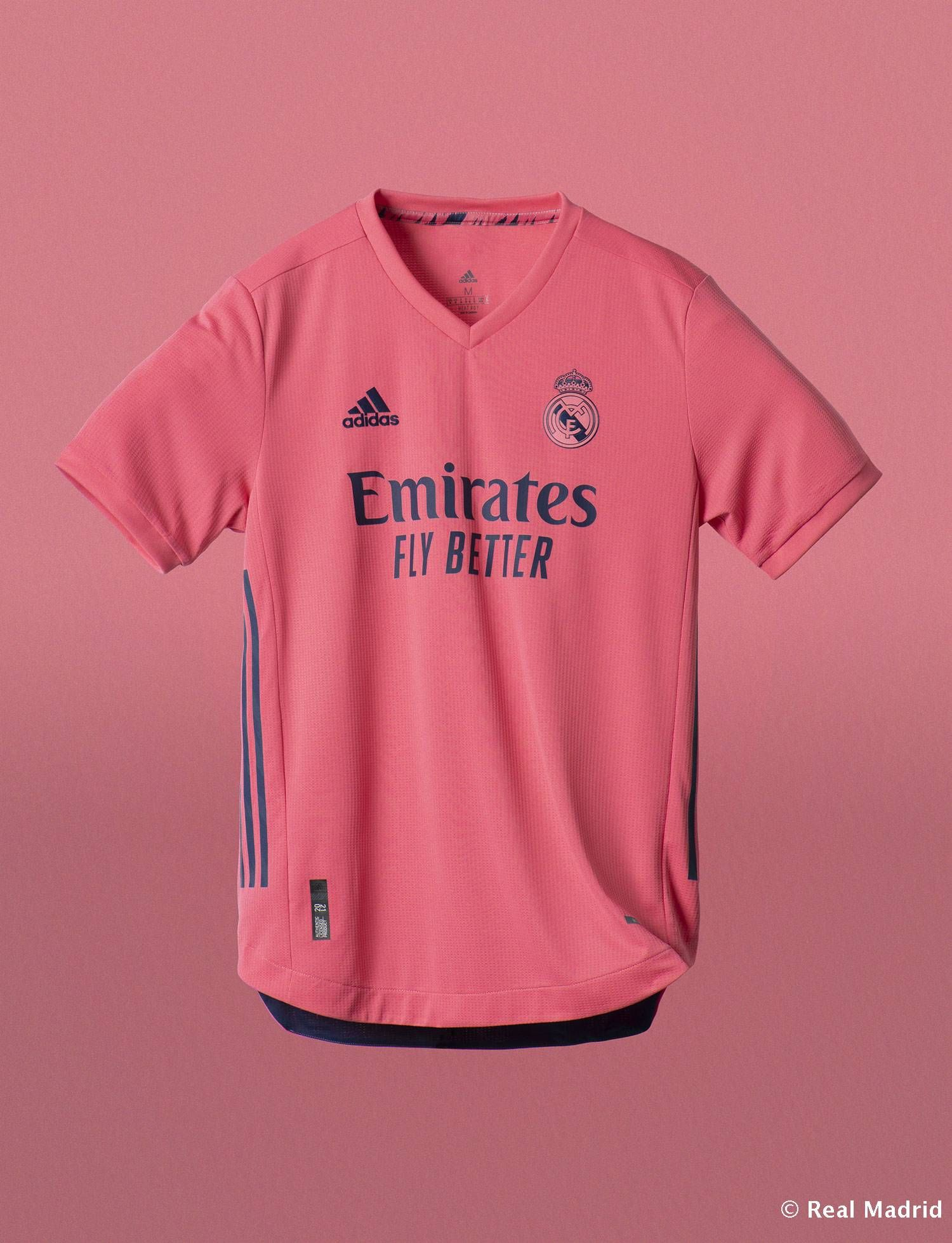 Real Madrid 2020 21 Adidas Home And Away Kits Football Fashion Org In 2020 Famous Shirts World Soccer Shop Real Madrid