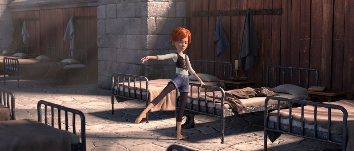 LEAP! (BALLERINA) Trailers, Clips, Featurettes, Images and