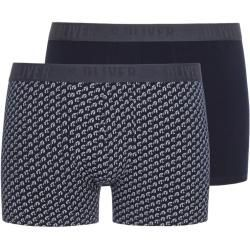 Boxershorts für Herren -  Übergröße: s. Oliver, Boxer Trunks mit Stretch, 2er Pack in Navy für Herren s.Olivers.Olive  - #backdropideas #bakingrecipes #bohoweddingdress #boxershorts #cookingrecipes #diyjewelryart #diyjewelryinspiration #diyjewelryrings #diyjewelrytosell #farmhouselivingroom #fashionjewelrydiy #für #gardenlandscaping #goldenjewelry #herren #kidshairstyles #kidshairstylesboys #kidshairstylesgirls #lowcarbrecipes #mantledecor #saladrecipes #salmonrecipes #selfieideas #shrimprecipe