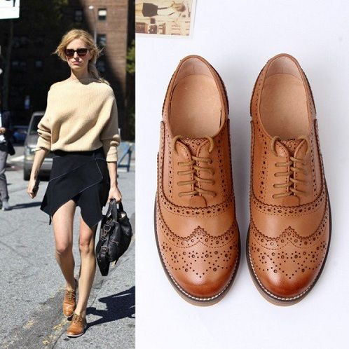 30 Different Designs of Brogues Shoes for Men and