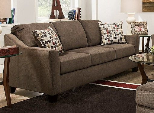 Simmons Jewel Chenille Sofa