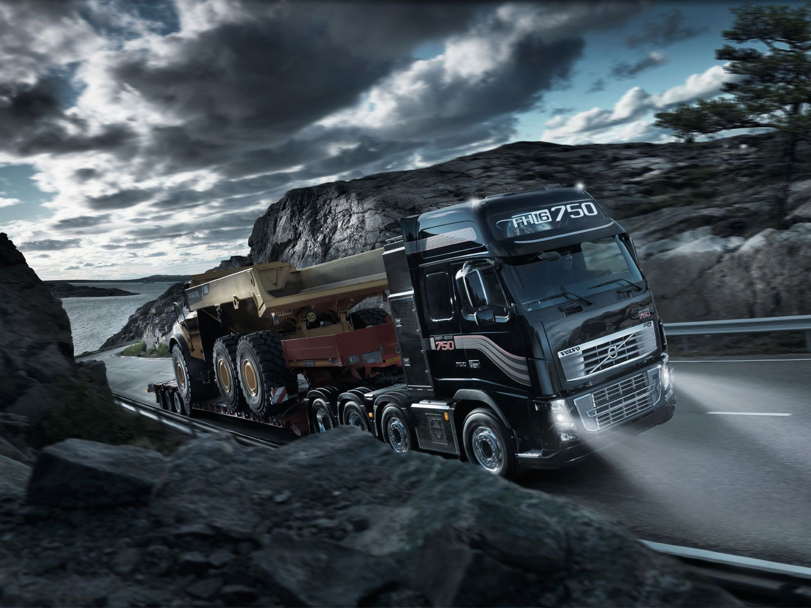 volvo truck wallpapers high resolution. volvo fh16 750 gallery trucks truck wallpapers high resolution e