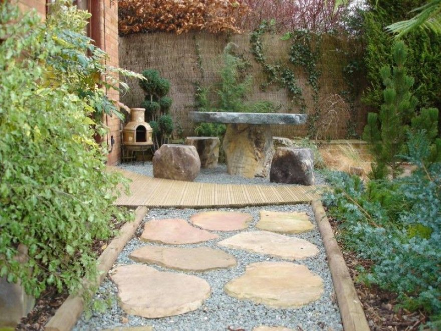 Japanese Home Garden Rock Garden Ideas For Japanese Design : Japanese Zen Rock  Garden