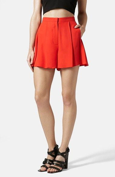 Buy Now Topshop Cody Culotte Shorts