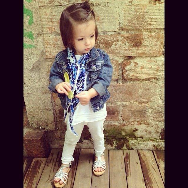 Urban look / fashion baby