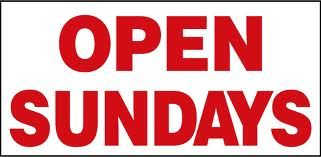 We're now open Sundays, starting March 4th, from 10 a.m. – 2 p.m.!    Please come see us at 5650 W Coca Cola Pl, 2 blocks south of Walmart off I-10, and pick up your exciting gift for stopping by!    Call us at 744.1400 for details … we look forward to seeing you!