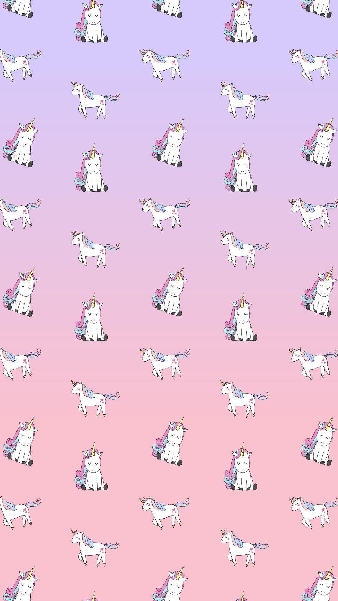 Wallpaper Unicorn Tumblr Papel De Parede Unicornio Fofo Segue Ai Q Tem Muitooo Mais