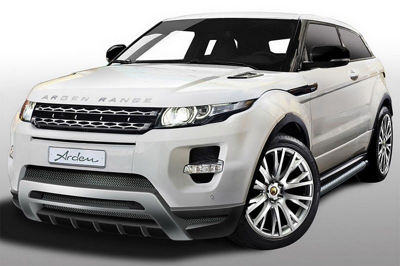Ford Has Ruined The Range Rover Looks Like A Explorer Just Like