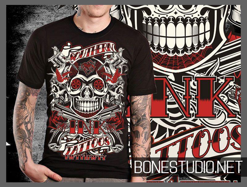 Tattoos T Shirt Design Style | T shirt Designer|T shirt Design ...