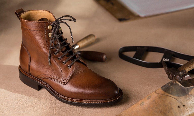 et Chaussures homme Boots cuir marronBottesBoots homme luis WDH2eEbIY9