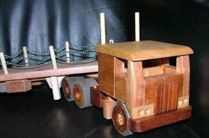 Woodworking Toy Plans