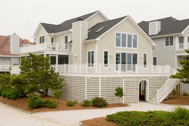 A Bethany beach house reshaped for future generations - The Washington Post