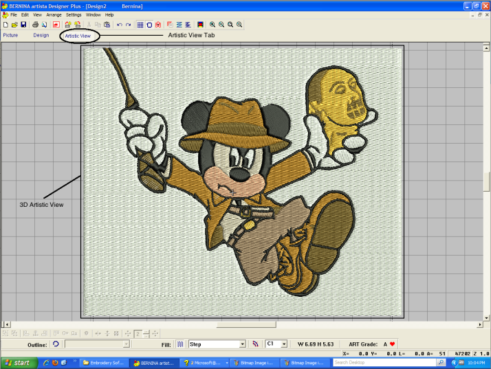Digitizing Your Own Embroidery Designs Part 3 Embroidery Designs Embroidery Digitizing Software Digital Embroidery