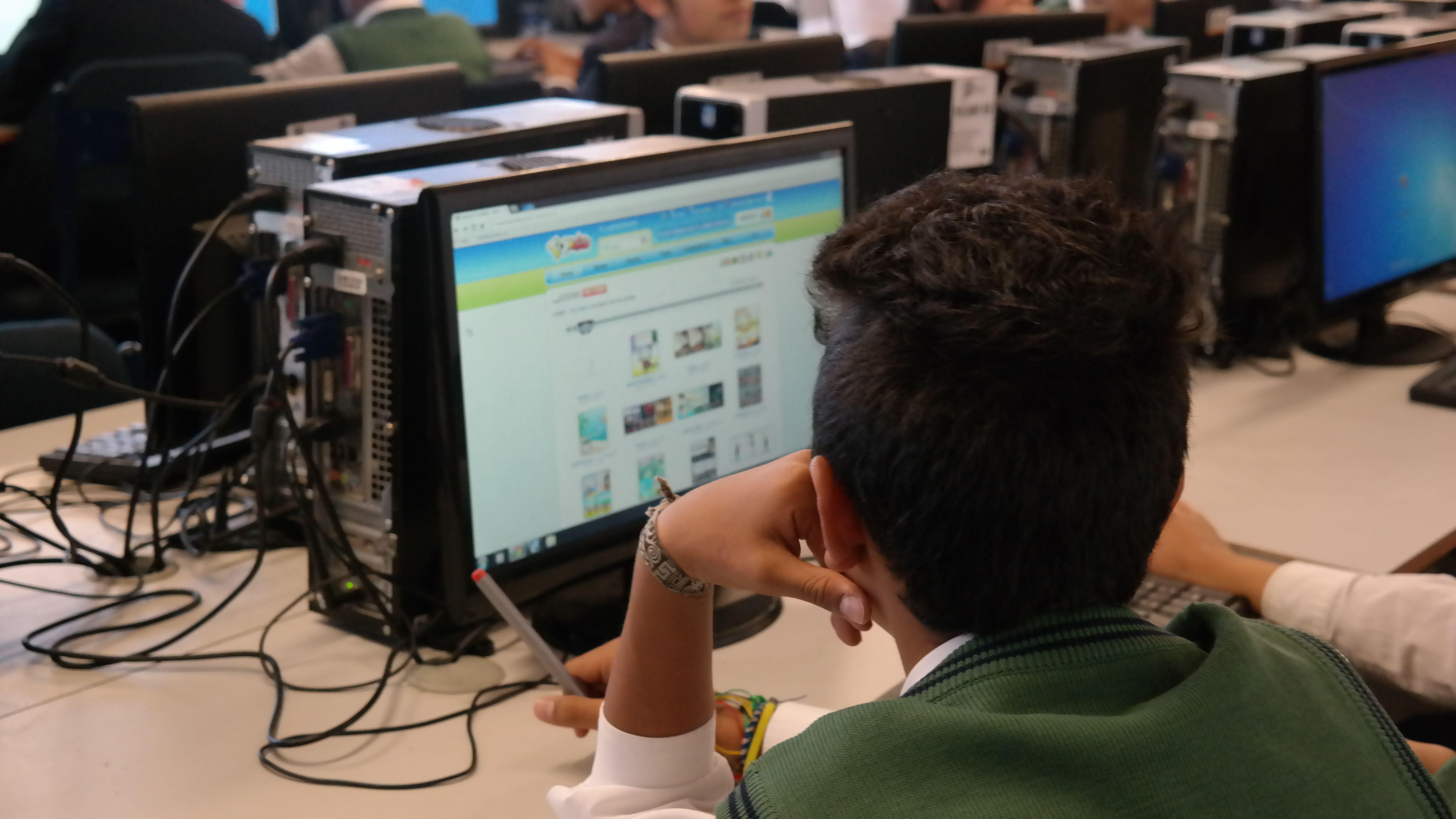 Sala Informática GBM