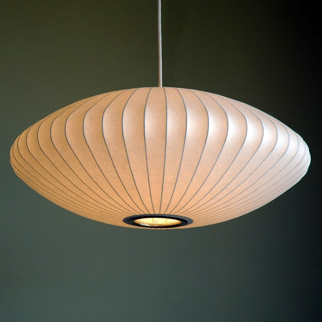 Nelson Bubble Lamps including Saucer and Ball Lamp