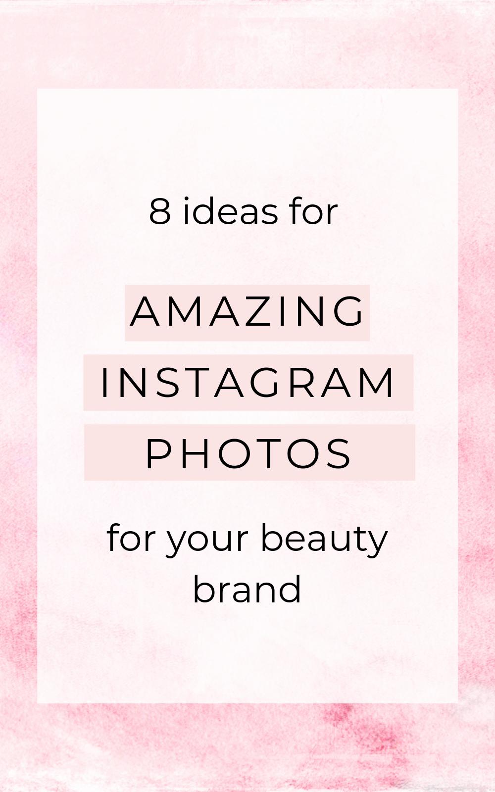 15 ideas for beautiful Instagram photos for your salon  Salon