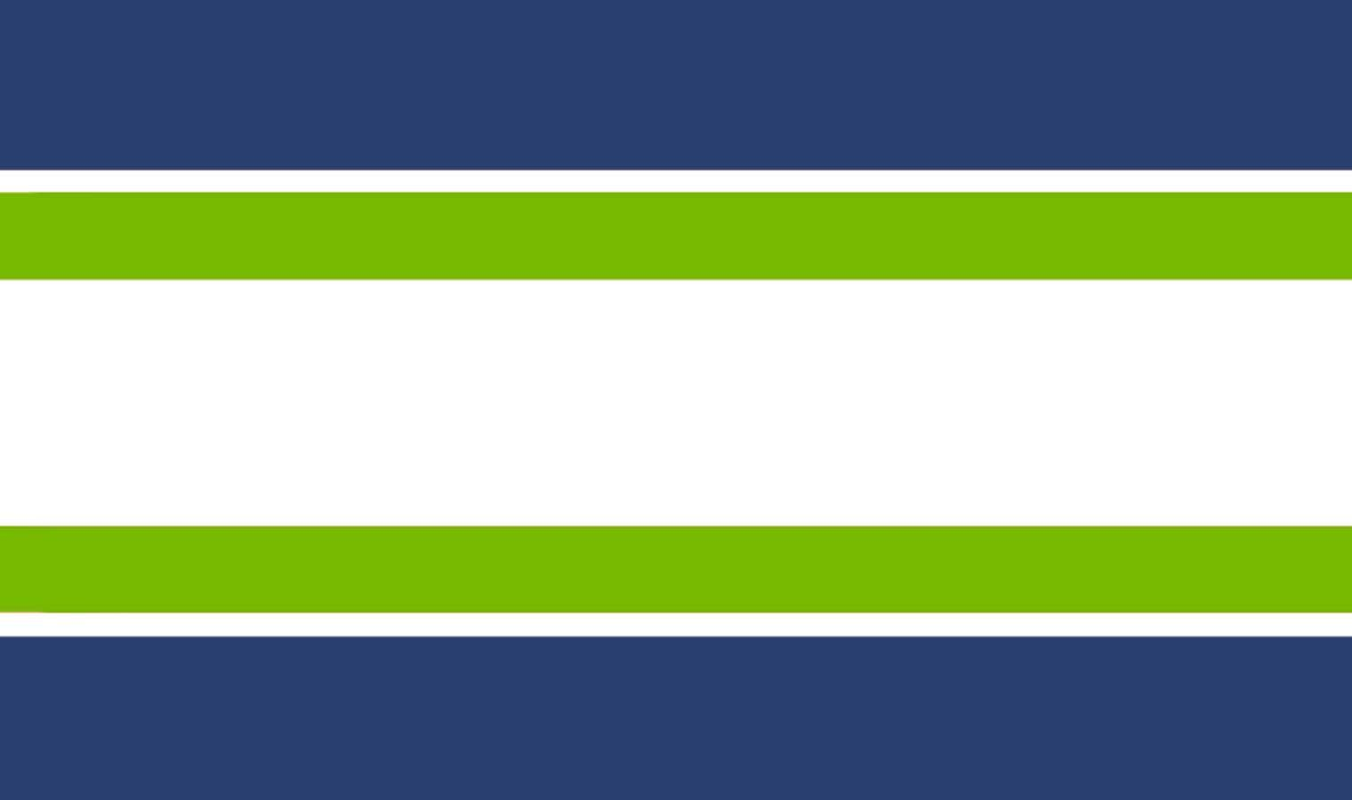 Seattle Seahawks NFL Team Color Wallpaper Border Nfl