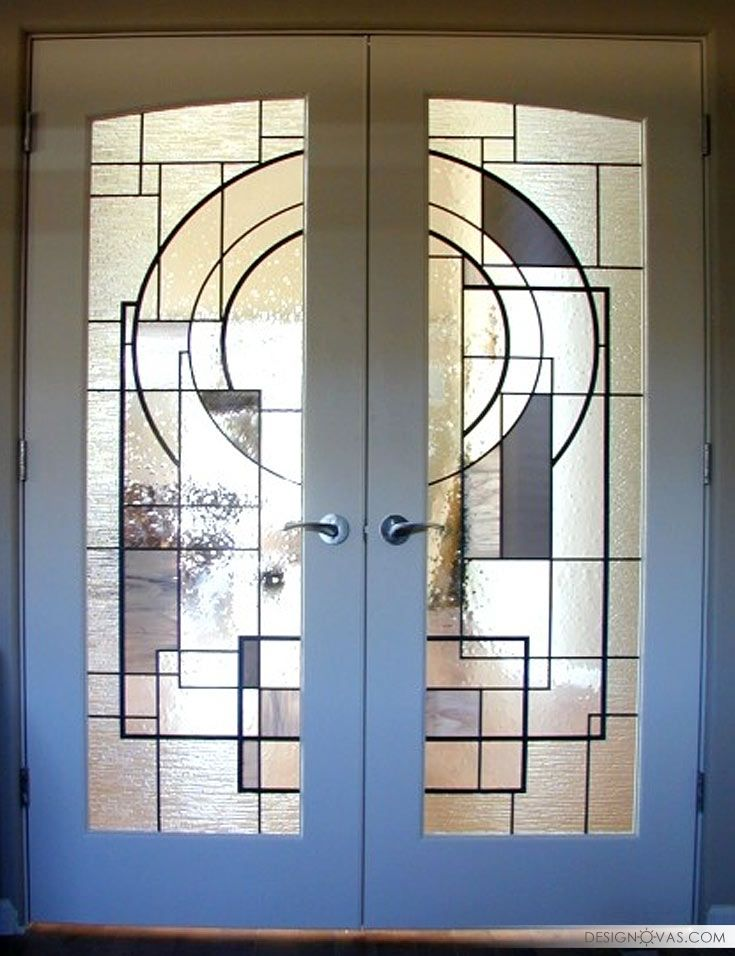 Stained Glass In Your House 33 Modern Design Concepts Bathroom Door Glass Window Cool Double Doors Interior Custom French Doors French Doors Interior