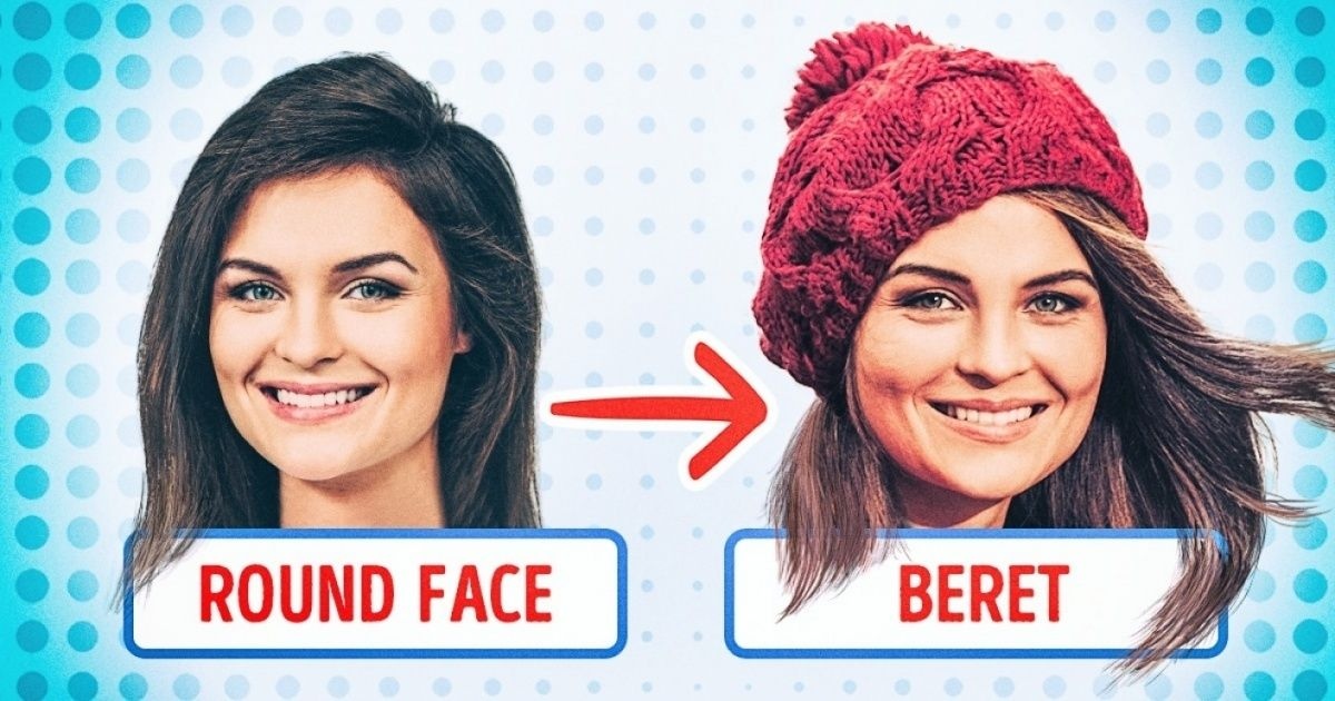 How To Choose The Perfect Hat To Suit Your Face Shape Winter Fashion Hats Hats For Short Hair Best Winter Hats