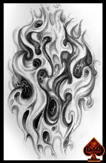 Background Tattoo1 Jpg 357 549 Tattoo Background Smoke Tattoo Abstract Artwork